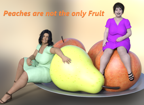 Peaches Are Not The Only Fruit [v0.02]