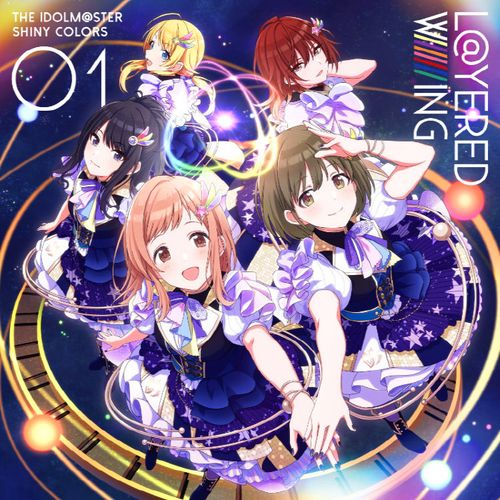 THE IDOLM@STER SHINY COLORS L@YERED WING 01
