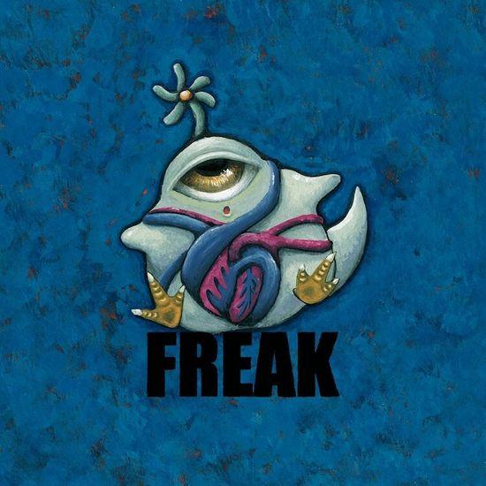NECRY TALKIE - FREAK (Album)