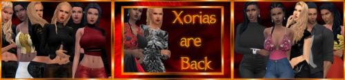 Xorias Are Back [v0.1.0.2c]