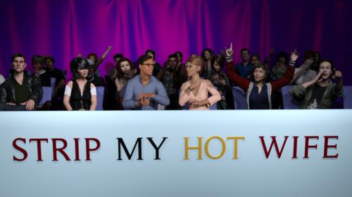 Strip My Hot Wife [Demo]