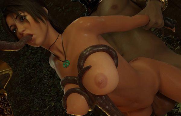 Lara Croft Anubis